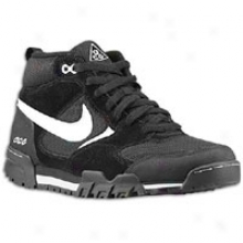 Nike Acg Pyroclast Mid - Mens - Black/white