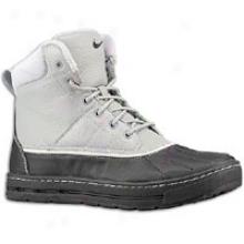 Nike Acg Woodsid3 - Mens - Matte Silver/light Bone/black
