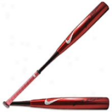 Nike Aero Fuse Bbcor Baseball Bat - Mens - Red