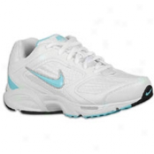 Nike Air Aevnue - Womens - White/blue/grey