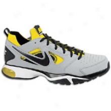 Nike Aiir Compete Tr2 - Mens - Wolf Grey/tour Yellowblack