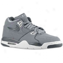 Nike Air Flight 98 - Mens - Cool Grey/white/anthracite