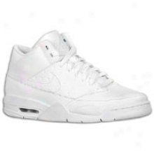 Nike Air Flying Classic - Mens - White/white/white