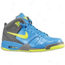 Nike Air Flight Falcon - Mens - Soar Blue/cyber