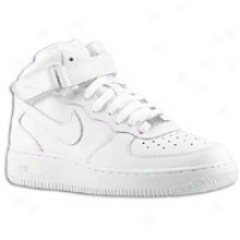 Nike Air Impel 1 Mid - Big Kids - White/white