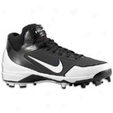 Nike Appearance Huarache 2kfresh Mcs - Mens - Black/white/black