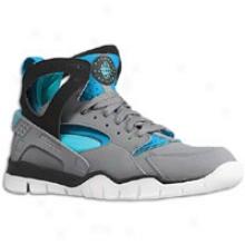 Nike Air Huarache Bball 2012 - Mens - Stealth/turquoise Blue/neptune Blue/black