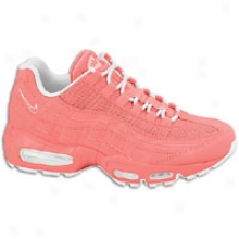Nike Air Max 95 - Womens - Hot Punch/storm Pink/white/hot Punch