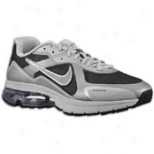 Nike Air Max Alpha 2011 - Mens - Black/metallic Silver/metallic Siver