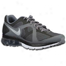 Nike Air Max Excellerate + - Mens - Dark Grey/cool Grey/black/metallic Silver
