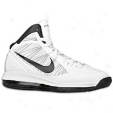 Nike Air Max Hyperdunk 2011 - Mens - White/black
