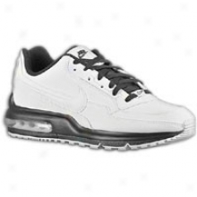Nike Air Max Ltd - Mens - White/black/white