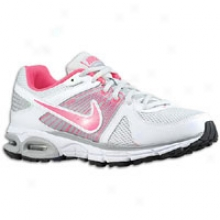 Nike Air Max Moto + 9 - Womens - Pure Platinum/white/wolf Grey/pink Flash
