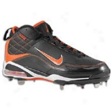 Nike Air Max Mvp - Mens - Black/orange