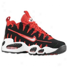 Nike Atmosphere Max Nm - Big Kids - Blsck/white/university Red