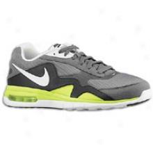 Nike Air Max Olympus - Mens - Dark Grey/black/volt/white