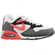 Nike Air Max Sunrise - Mens - White/siren Red/dark Grey/black