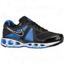 Njke Air Max Tailwind + 4 - Mens - Black/anthracite/imperial Blue/black