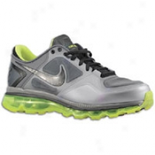 Nike Air Max Trainer 1.3 - Mens - Stwalth/grey/volt/black