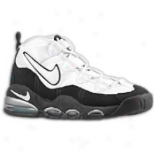 Nike Air Max Uptempo - Mens - White/black/mystic Teal/white