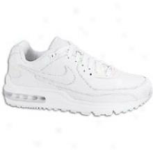 Nike Air Max Wright - Mens - White/white/white