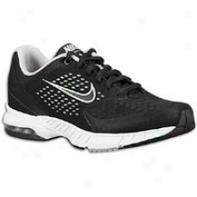 Nike Air Miler Walk + 2 - Womens - Black/white
