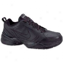 Nike Air Monarch Iv - Mens - Black/black