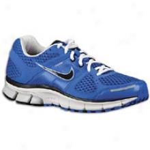 Nike Air Pegasus + 28 Brea5he - Mens - Blue Spark/black/white