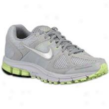 Nike Air Pegasus + 28 Breathe - Wokns - Pure Platinum/wolf Grey/liquid Lime/white