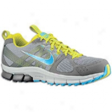 Nike Air P3gasus + 28 Trail - Mens - Cool Grey/dark Grey/electrolime/neptune Melancholy