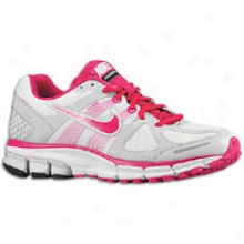 Nike Air Pegasus+ 28 - Womens - White/pure Platinum/bright Cerise