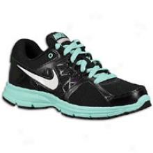 Nike Air Relentless 2 - Womens - Black/tropical Teist/white