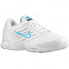 Nike Air Shoo-in 2 - Womens - White/neo Turquoise