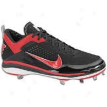 Nike Air Show Elite 2 - Mens - Black/gamr Red