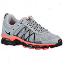 Nike Air Trail Ridge 2 - Womens - Wolf Grey/hot Punch/black
