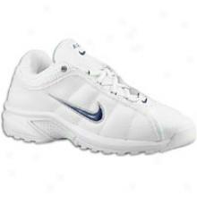 Nike Air Vxt Ii - Mens - White/navy/silver
