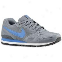 Nike Air Waffle Trainer - Mens - Cool Grey/white/black/soar