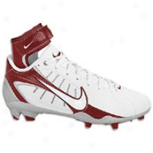 Nike Air Zoom Super Bad - Mens - White/maroon