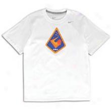 Nike All-star In Orbit T-shirt - Big Kids - White