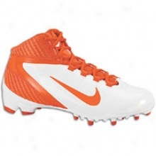 Nike Alpha Hasten Td 3/4 - Mens - White/orange Flash