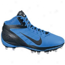 Nike Alpha Talon Elite 3/4 - Mens - Blue Glow/black