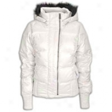 Nike Athletic Dept Down Bomber Jacket - Womens - Birch
