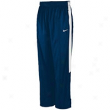 Nike Backfield Woven Pant - Mens - Navy/white/white