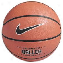 Nike Baller Basketball - Amber