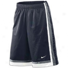 Nike Bandwidth Short - Mens - Obsieian/cool Grey/white