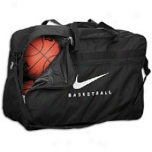Nikke Basketball Ball Carry Bag - Black/black/white