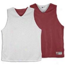 Nike Basketball Reversible Mesh Tank - Mens - Cardinal
