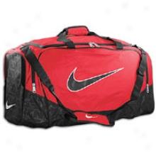 Nike Brasilia 5 Large Duffle - Varsity Red