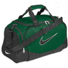 Nike Brasilia 5 Small Duffle - Team Green