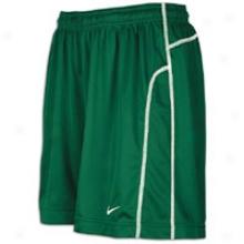 Nike Brasilia Iii Game Short - Mens - Wicked Green/white